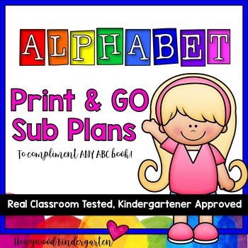 Alphabet Sub Plans
