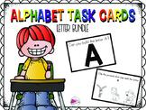 Alphabet Task Card Bundle