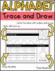 Alphabet Tracing (Print + DNealian)