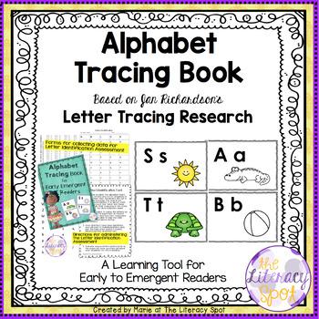 Alphabet Tracing Book