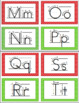 Alphabet Cards (Correct Letter Formation)