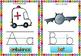 Alphabet Tracing Mats / Alpahbet Flashcards - Handwriting