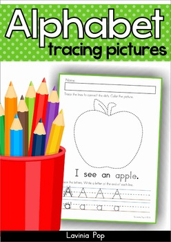 Alphabet Tracing Pictures