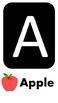 Alphabet Uppercase Playdough Mats Preview