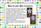 Alphabet Wands! Cut & color phonics fun