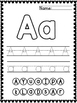 Alphabet Worksheets - ABC Letters - Mickey Mouse Theme