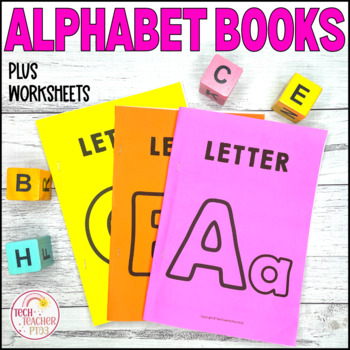 Alphabet Worksheets and Booklet with Rhyming Couplets Impr