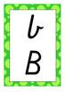 Alphabet posters- Victorian Modern Cursive