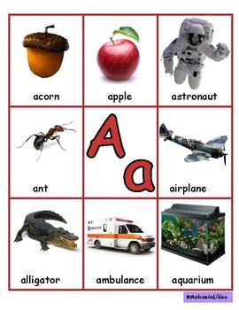 Alphabet, reggio, non secular, inclusive, healthy choices,