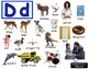 Alphabet with images, non secular, inclusive, environment,
