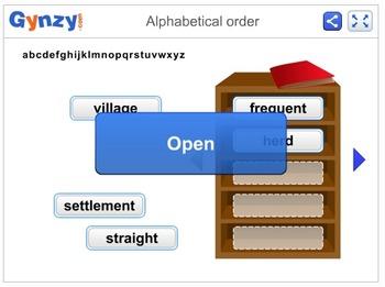 Alphabetic Order