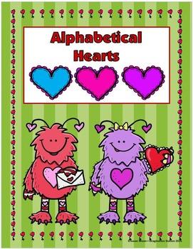 Alphabetical Hearts