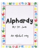 Alphardy Book