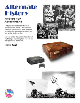 Alternate History Photoshop Assignment