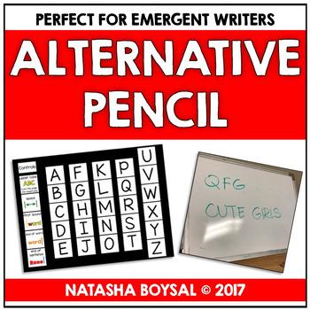 Alternative Pencil
