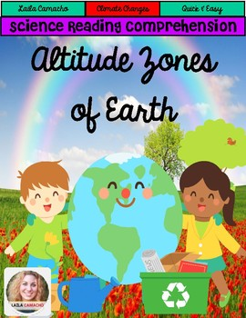Climate: Altitude Zones of Earth