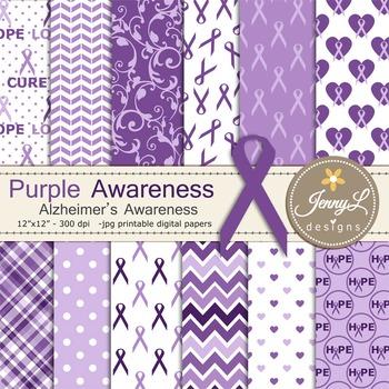 Alzheimer's Disease Awareness Digital Papers
