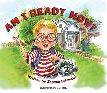 Am I Ready Now? a book for ALL kids!!