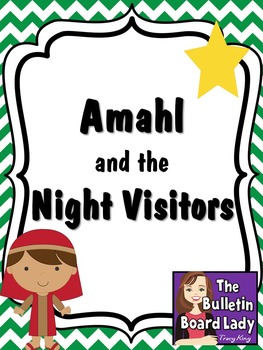 Amahl and the Night Visitors Viewing Guide and Activity Pack