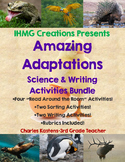 Amazing Adaptations Bundle-Common Core