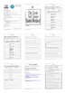 Amazing Animals Worksheet Bundle (Theme 4)