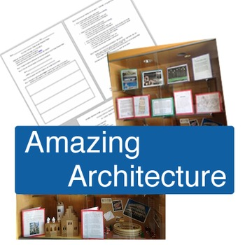 Amazing Architecture Social Studies & Art Project