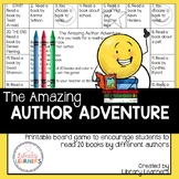 Amazing Author Adventure Reading Game