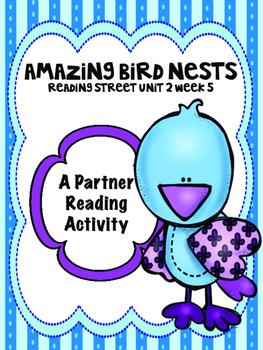 Amazing Bird Nests Reading Street 3rd Grade Unit 2