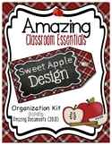 Amazing Classroom Essentials: Sweet Polka Dot Apple Design