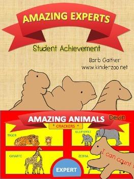Amazing Experts--zoo theme and editable