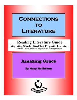Amazing Grace-Reading Literature Guide