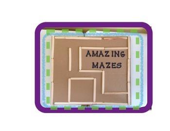 Amazing Mazes( lesson sample photo)