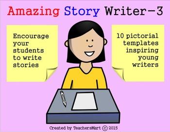 Amazing Story Writer - 3: Teach Creative Writing Skills Te
