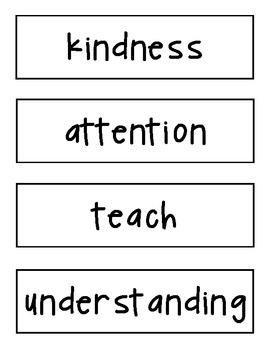 Amazing Words Cards Reading Street 4th Grade Unit 1