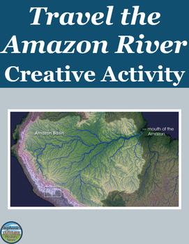 Amazon River Creative Activity