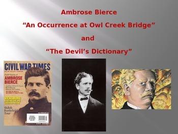 Ambrose Bierce: Essential Journal Questions