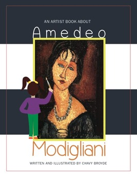 An Artist Lesson/Book About Amedeo Modigliani