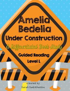 Amelia Bedelia Under Construction by Herman Parrish, Level