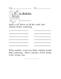 Amelia Bedelia Vocabulary