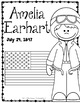 Amelia Earhart: Biography Research Bundle {Report, Trifold