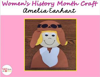 Amelia Earhart Craft