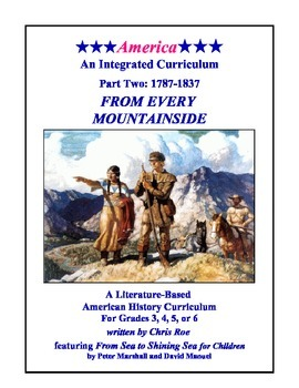 America: An Integrated Curriculum, Year 1, Part II, Introduction