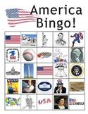 """America Bingo"" for Constitution Day!"