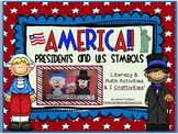 America! Presidents and U.S Symbols Unit...Literacy & Math