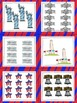 America! Read, Write, and Count the Room {Literacy/Math Ce