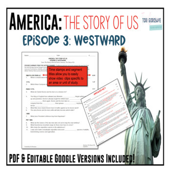 America: The Story of US - Episode 3: Westward