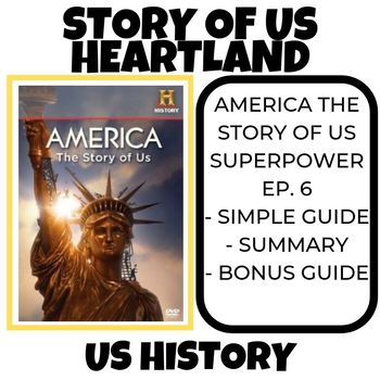 The Story of US- Heartland History Channel (Episode 6)