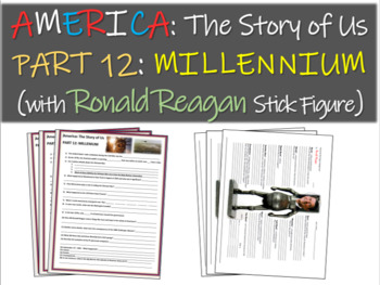 America: The Story of Us PART 12: MILLENNIUM w Ronald Reag