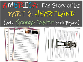 America: The Story of Us PART 6: HEARTLAND w George Custer