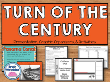 America: Turn of the Century (SS5H3)